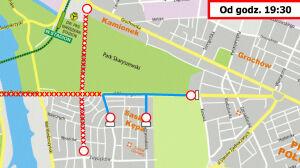 Na otwarcie Narodowego zamknięte ulice i parkingi