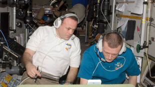 Porozmawiaj z kosmonautami z ISS