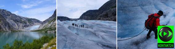 Zobacz wędrówkę po największym europejskim lodowcu