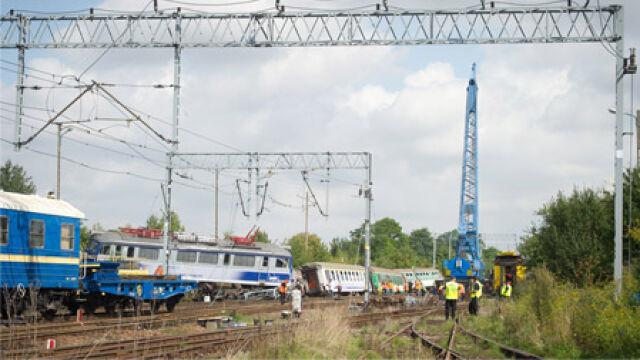 Jest wniosek o areszt dla maszynisty pociągu