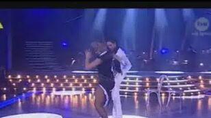 Tak w półfinale tańczyła Anna Guzik