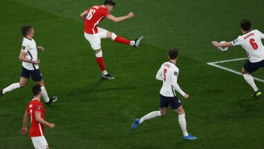 21-latek z golem na Wembley.