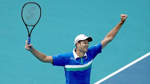 Hurkacz wygrał turniej ATP w Miami