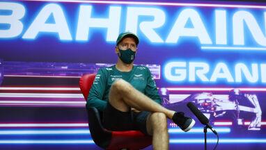 Bez litości dla Vettela.