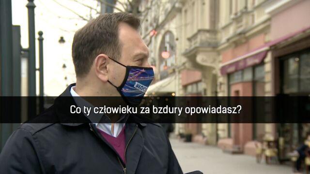 Tomasz Trela i komentarz wyborcy