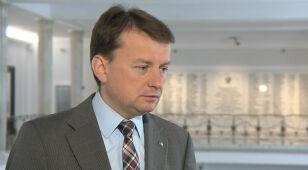 Błaszczak: incydent na Ukrainie upokarza Polaków