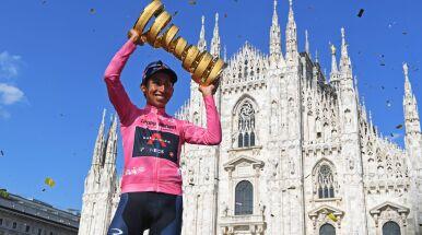 Klasyfikacja generalna Giro d'Italia 2021