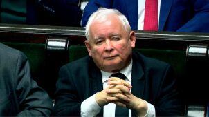 Milczący człowiek z PiS. Próba sił z Kaczyńskim