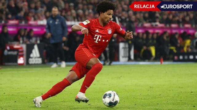Bayern strzela do szatni. Komplet zwycięstw coraz bliżej