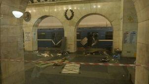 Dożywocie i wieloletnie wyroki za zamach w petersburskim metrze