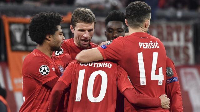 Bayern znów nie do ruszenia. Kolejna wygrana i kapitalny bilans