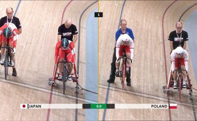Srebro Polaków w sprincie drużynowym w PŚ w Brisbane
