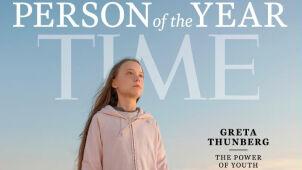 Greta Thunberg człowiekiem roku magazynu