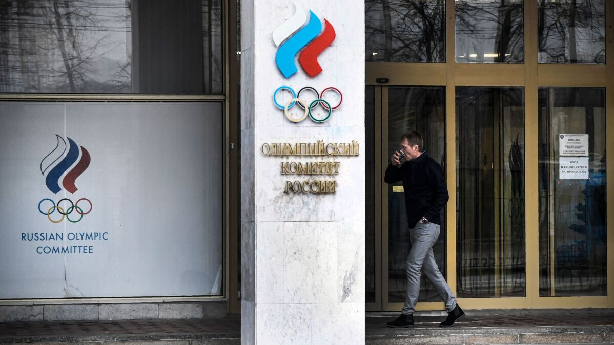 Bez reprezentacji Rosji na igrzyskach i na mundialu