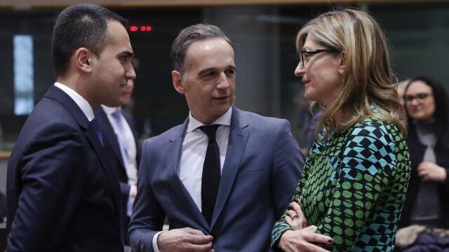 Unijni ministrowie zajęli się budzącą kontrowersje umową.