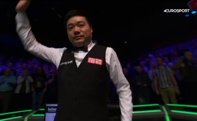 Ding wygrał UK Championship
