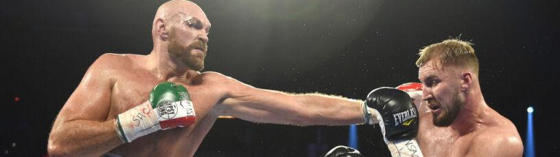 Fury bez trenera. A w lutym hitowa walka o mistrzowski pas