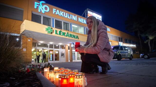 Zmarła siódma ofiara ataku w czeskim szpitalu