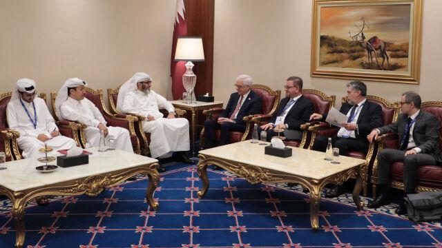 Czaputowicz w Katarze.
