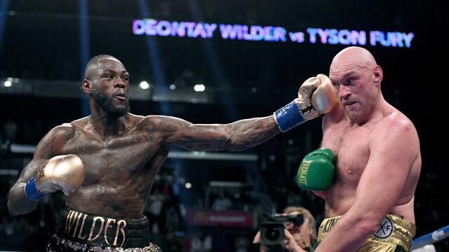 Wilder kontra Fury. Oficjalny termin walki rewanżowej