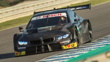 Kubica zakończył testy w DTM.