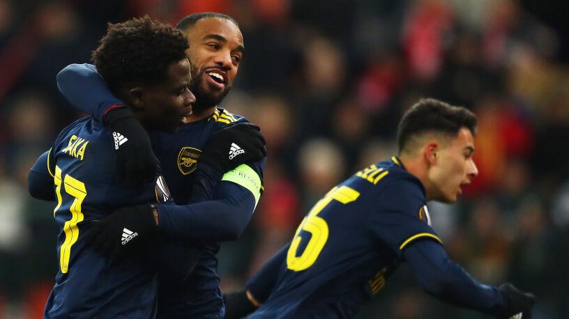 18-latek uratował Arsenal. Przy okazji dał awans Eintrachtowi
