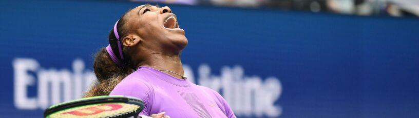 """Serena Williams przeciwko dyskryminacji kobiet. """"Zasługuję na takie same pieniądze"""""""