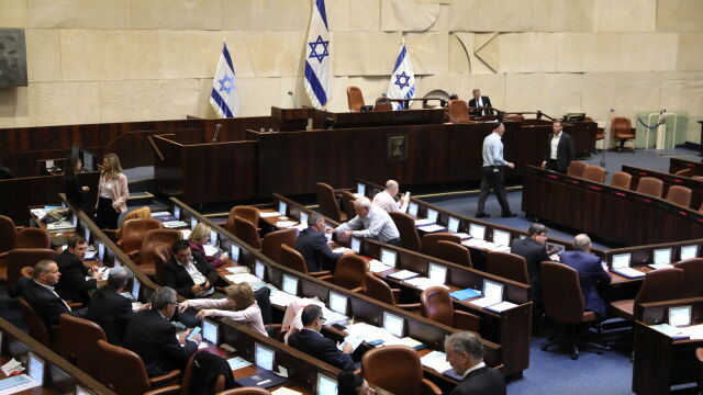 Będą trzecie wybory w Izraelu w ciągu roku