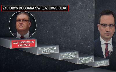 Polityka prokuratora Święczkowskiego