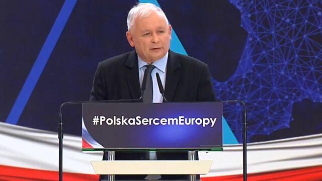 Kaczyński: wara od naszych dzieci