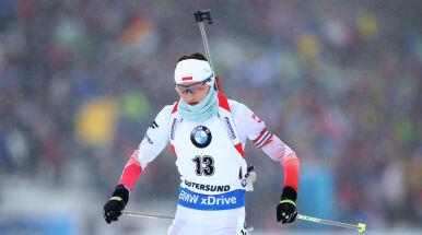 Siódme miejsce w sztafecie na poprawę humoru polskich biathlonistek w mistrzostwach świata