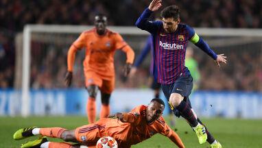 Pewny awans Barcelony. Messi dogonił Lewandowskiego