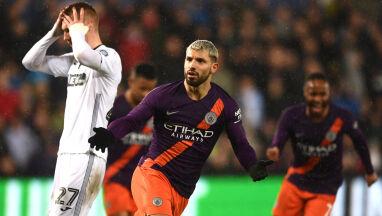 Rywal z zaplecza rozdrażnił Manchester City. 2:0 na nic