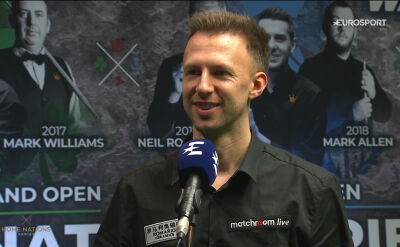 Judd Trump po triumfie w Northern Ireland Open