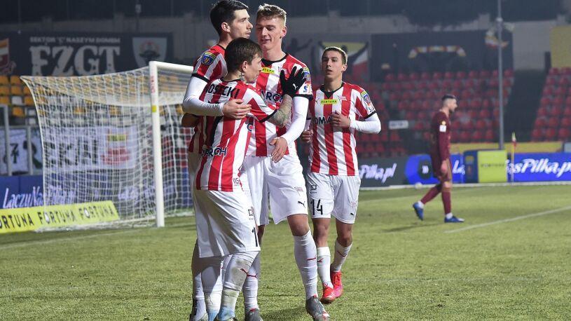 Obrońcy tytułu rozwiali nadzieje drugoligowca. Cracovia w półfinale Pucharu Polski