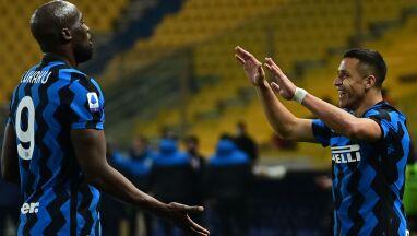 Inter kroczy po mistrzostwo. Sanchez i Lukaku załatwili Parmę