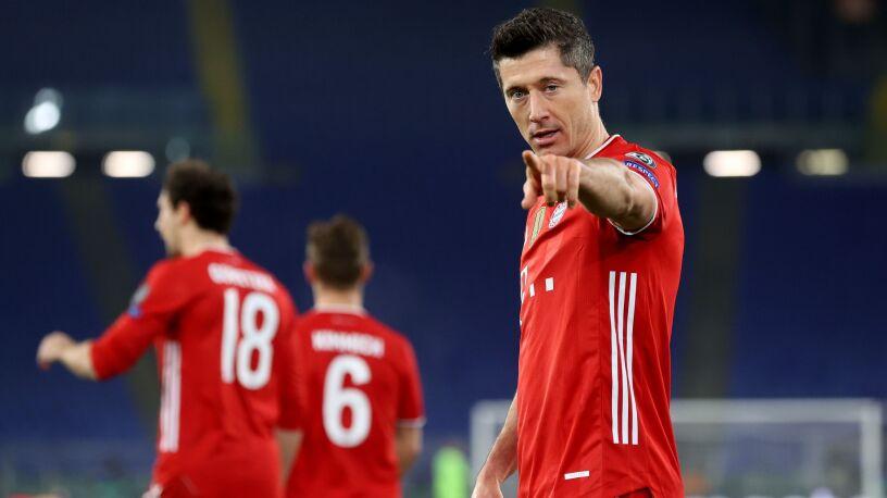 """""""Bild"""": Lewandowski pobije rekord Muellera. Symulacja mecz po meczu"""