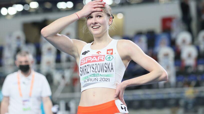 Nastoletnia Polka zachwyciła. Podium mistrzostw Europy było o włos