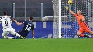 Ronaldo wszedł na gotowe. Juventus zabawił się z Lazio