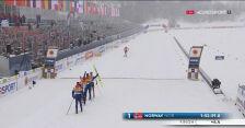 Norwegowie mistrzami świata w sztafecie