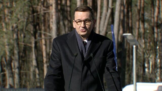 Mateusz Morawiecki w Świnoujściu