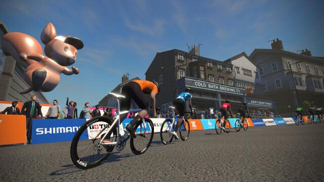 Polacy na starcie pierwszych w historii mistrzostw świata w e-kolarstwie