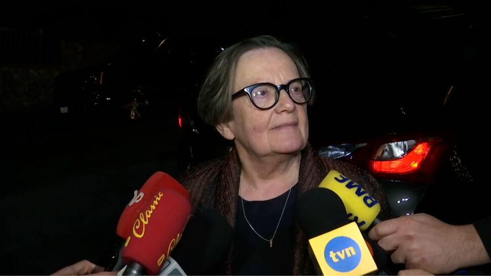 Werdykt jury oceniała Agnieszka Holland