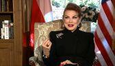 Ambasador USA w Polsce, Georgette Mosbacher w specjalnej rozmowie z TVN24
