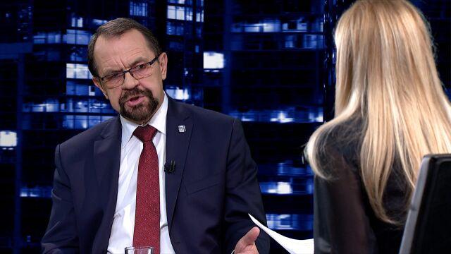Prof. Rączka: Łętowska jest wybitnym autorytetem, wypowiada się wyłącznie jako prawnik