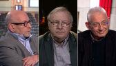 """Gośćmi """"Faktów po Faktach"""" w TVN24 byli Aleksander Hall, Ludwik Dorn i profesor Paweł Śpiewak"""