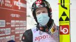 Johansson po sobotnim konkursie w Niżnym Tagile