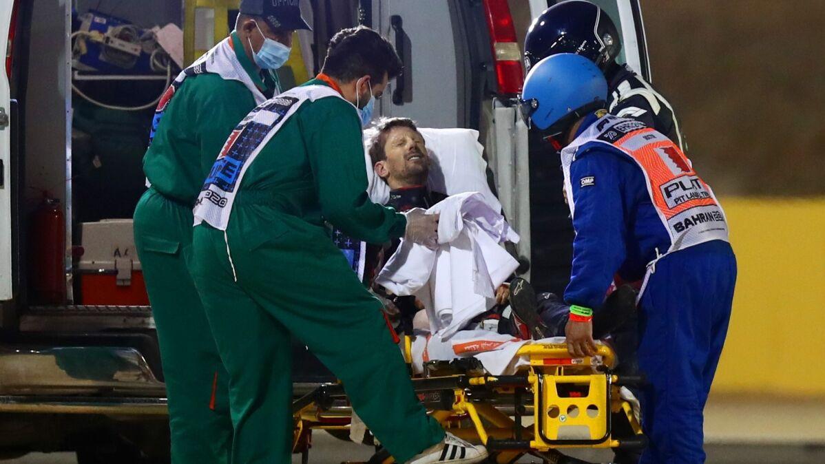 Cudem przeżył wypadek na torze. Po trzech dniach opuścił szpital