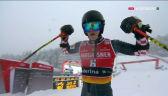 Zubcić wygrał slalom gigant w Santa Caterina