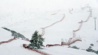 Odwołano sobotni supergigant kobiet w Sankt Moritz